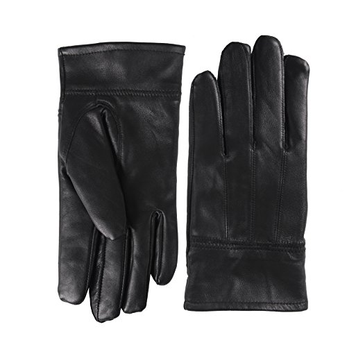 Cheap Mens Leather Gloves - 4