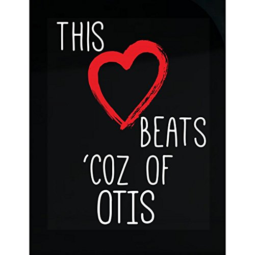 This Heart Beats Because Of Otis Valentines - - The Beat Otis