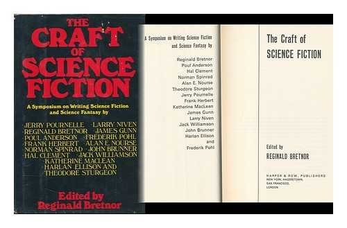 The Craft of Science Fiction: A Symposium on Writing Science Fiction and Science Fantasy by Harpercollins