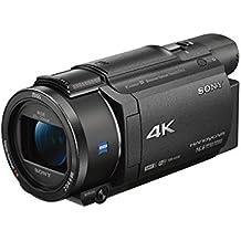 SONY 4K video camera Handycam FDR-AX55 20x optical FDR-AX55-B (Black) (Japan domestic model)