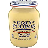 Grey Poupon Dijon Mustard (16 oz Jar)