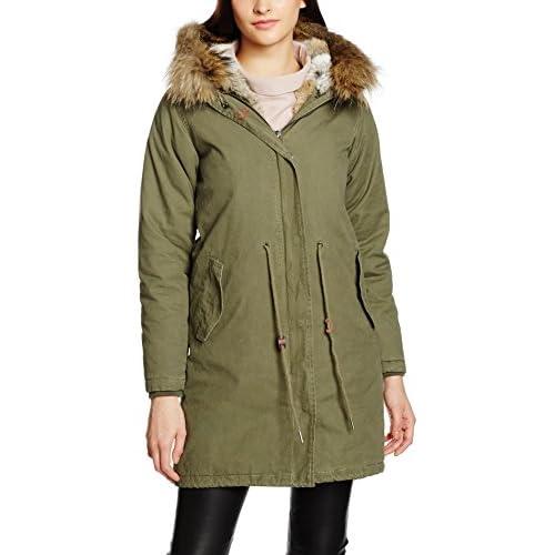 Canadian Classics Damen Parksville Fur Jacke 36