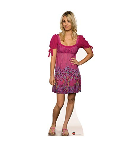(Advanced Graphics Penny Life Size Cardboard Cutout Standup - The Big Bang Theory)