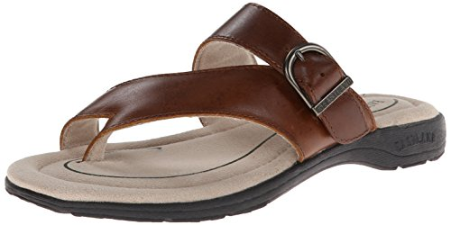 Eastland Women's Tahiti II Dress Sandal, Tan, 8 M US