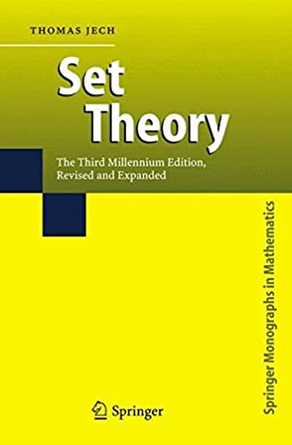 set theory the third millennium edition revised and expanded rh amazon co uk