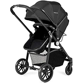 Amazon.com : YBL Luxury Urban Toddler Umbrella Baby Stroller ...