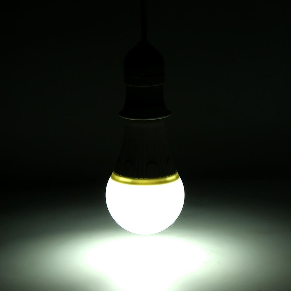 Teepao Wifi Bulb Dimmable, Multicolor Voice Controlled Light Smart Led Bulb Including 16 Million Color Light Work with Amazon Echoã€Echo Dotã€Amazon Tap(50w Equivalent,18 Led Light Beads) by Teepao (Image #7)
