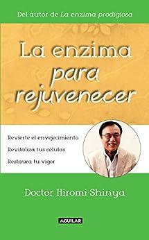 enzima para rejuvenecer envejecimiento Revitaliza ebook product image