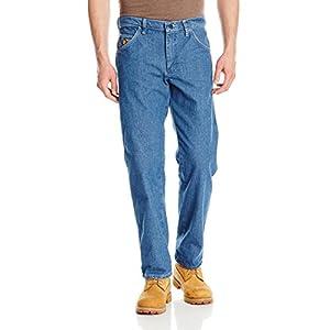 Wrangler Men's FR Flame Resistant Cool Vantage Regular Fit Jean