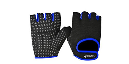 acme Men's Fitness Training Gym Gloves - Suitable for Gym, Weight Training, Crossfit, Cycling, Workout, Exercise