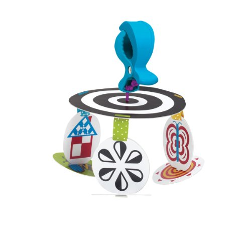 Manhattan Graphics - Manhattan Toy Wimmer-Ferguson Infant Stim Mobile to Go Travel Toy