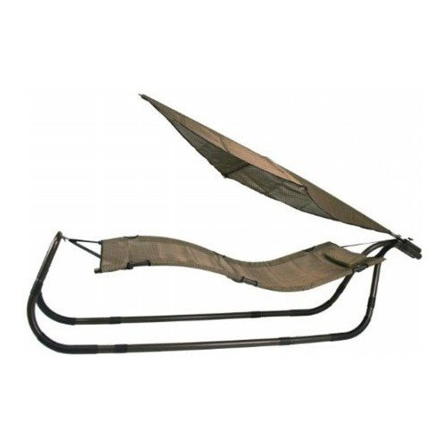 River Cottage Gardens 065 72060BRNZ Trend Hammock with Bronze Stand
