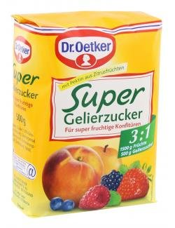 Dr.Oetker - Super Gelierzucker 3:1 - 500g