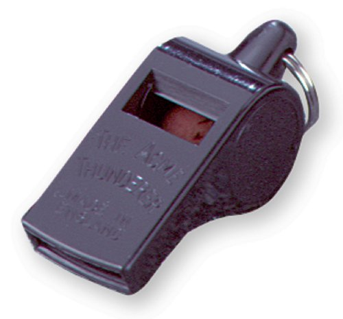 High Impact Plastic Whistle -