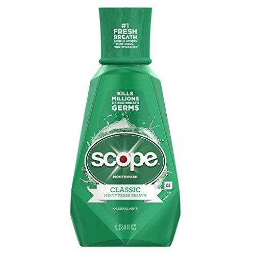 Scope Classic Mouthwash Original Flavor