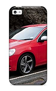 For Iphone Case, High Quality 2011 Volvo V60 R-design For Iphone 5c Cover Cases