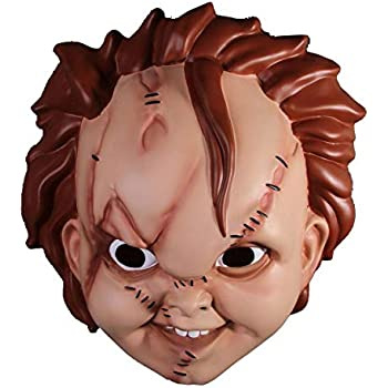 Childs Play Adult-Sized Chucky Mask Costume