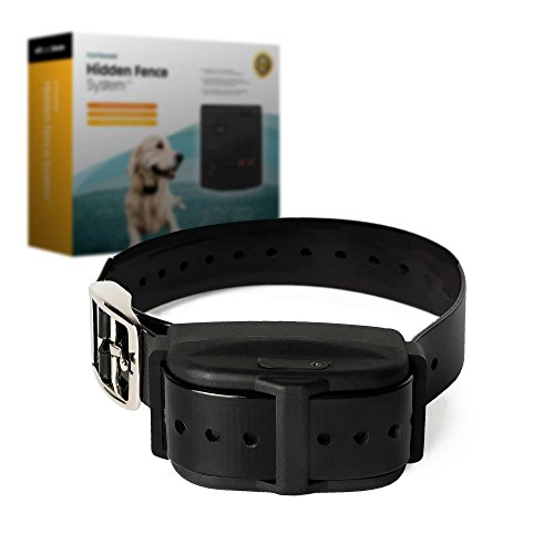 Sit Boo-Boo Advance Hidden Fence - Additional Collar - 100% Waterproof & Rechargeable - Black