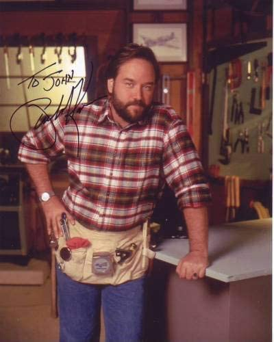 Richard Karn Autographed Signed Home Improvement Al Borland Photograph To John At Amazon S Entertainment Collectibles Store