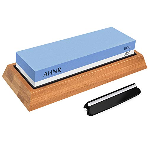 Whetstone Knife Sharpening Stone Set