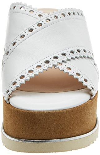 Soft Blanco Gadea Women's White Blanco 41046 Clogs wwZIgqY