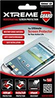 Xtreme55255 Indestructible Screen Protector for Galaxy S III - 1 Pack - Retail Packaging - Clear