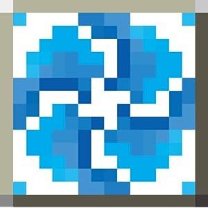 ドラゴンクエスト フロアマット 階段&旅の扉