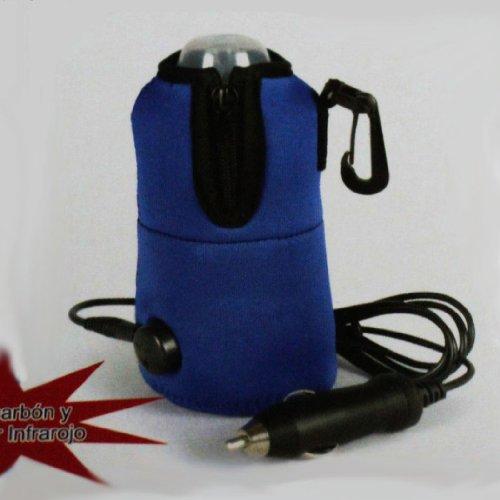 12 V de viaje agua alimentos Universal de coche leche botella calentador de tazas para el bebé Niños