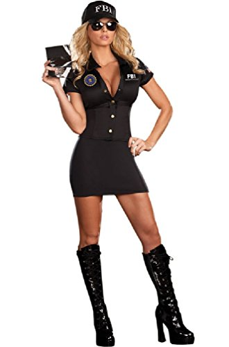 8eigh (Fbi Costume Halloween)