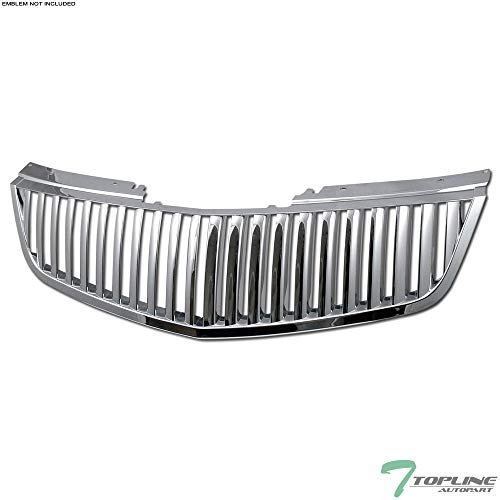 2008 cadillac dts grille - 7