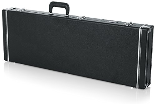 Gator Cases Deluxe Wood Case for Electric Guitars (GW-ELECTRIC) by Gator