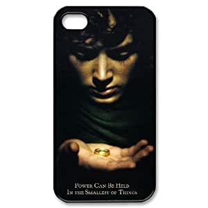 Custom the lord of the rings Plastic Case for iPhone 4, iPhone 4S, DIY the lord of the rings Iphone 11 Shell Case, Customized the lord of the rings Phone 4S Cover Case