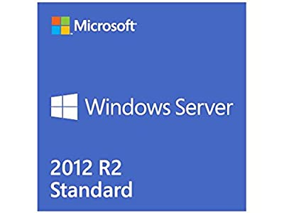 Windows Server 2012 R2 STD OEM (2 CPU/2 VM) - Base License