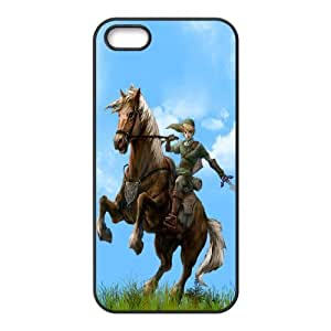Custom Phone Case Legend of Zelda For iPhone 5, 5S Q5A2113121