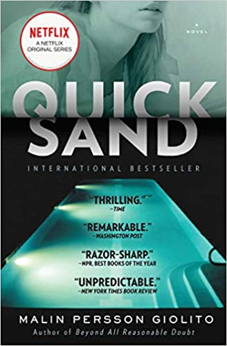 Amazon com: Quicksand: A Novel (9781590519479): Malin Persson