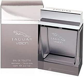 Jaguar Vision - perfume for men, 100 ml - EDT Spray