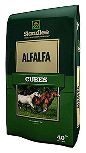 Standlee Hay Company Alfalfa Cubes, 40 lb