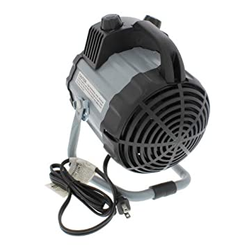 Amazon.com: Comfort Zone PowerGear CZ285 Calentador portátil ...