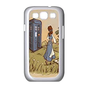 High Quality -ChenDong PHONE CASE- For Samsung Galaxy S3 -Police Box & Doctor Who-UNIQUE-DESIGH 3