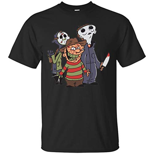 Halloween - DED Dead Deadly ED EDD N Eddy Parody Slasher Movies Halloween T-Shirt G200 Gildan Ultra Cotton T-Shirt