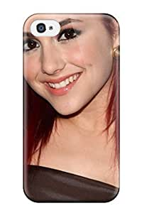 For Iphone Case, High Quality Ariana Ariana Grande Celebrity YY-ONE Fashion Favim Com4387358 For Iphone 4/4s Cover Cases wangjiang maoyi
