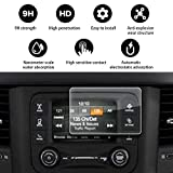 YEE PIN 2019 Ram 1500 Tradesman Uconnect 5 inch Display in-Dash Center Touch Screen Protector Navigation Hardened Film