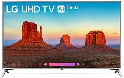 LG Electronics 70UK6570PUBUltra HD Smart LED TV (2018 Model) (Renewed)
