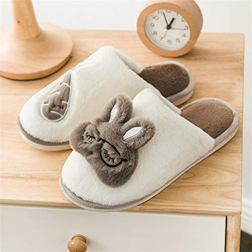 oncotton Comfortable Platform Slip Outdoor Indoor Winter Slipperswomen's Shoes nbsp; Night 3 Wall 40house Shoes amp; qtwR1K5