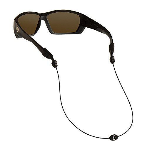 Chums Orbiter Eyewear Retainer, Black