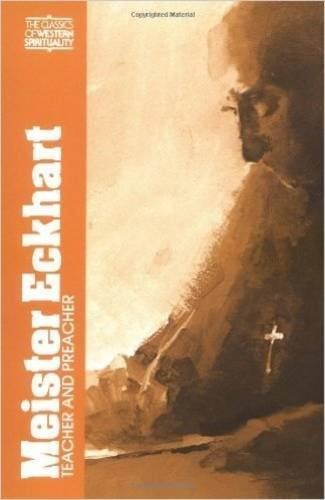 Meister Eckhart: Teacher and Preacher (English, Latin and German Edition) (Best Of Meister Eckhart)