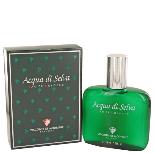 AQUA DI SELVA by Visconte Di Modrone Eau De Cologne 6.8 oz -100% -