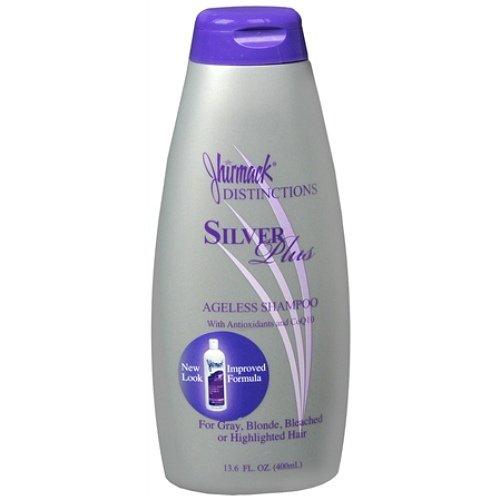 Jhirmack Silver Plus Ageless Shampoo 13.6 fl oz Pack of (1)