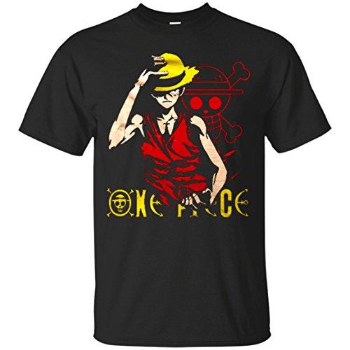 One Piece T-Shirt 3 G200 Gildan Ultra Cotton T-Shirt (One Replica Piece)