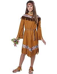 California Costumes Classic Indian Girl Child Costume, Large